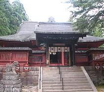 250px-Iwakiyama_Shrine_haiden2