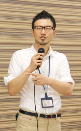 講師 西谷雷佐(にしや らいすけ)